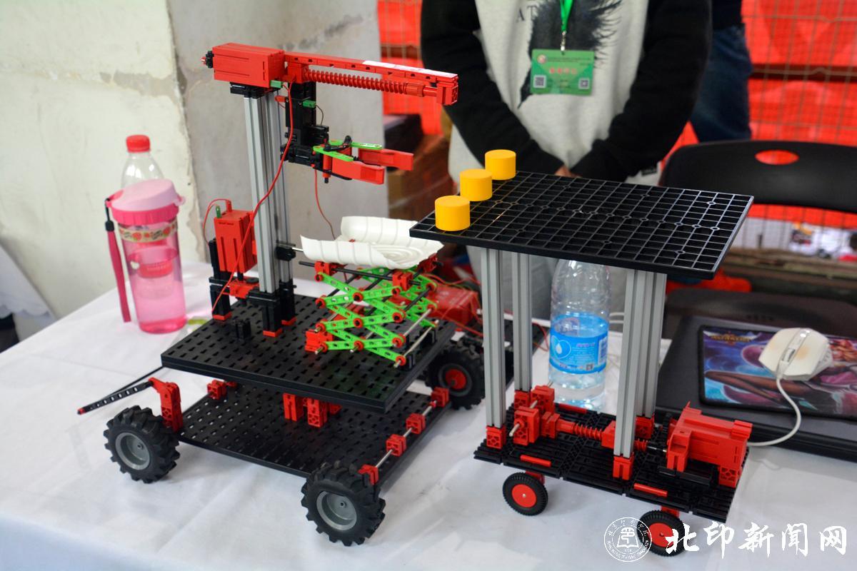 """机械创新设计大赛:""""包装机械装置""""""""商品载运及助力"""""""